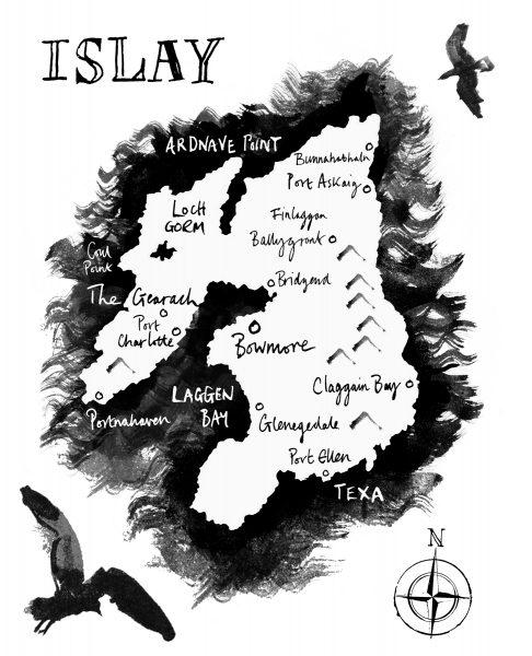Map of Isley