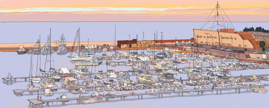 Marina di Otranto, Italy