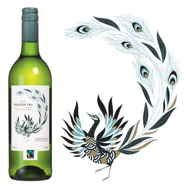 Marks & Spencer Peacock Wine