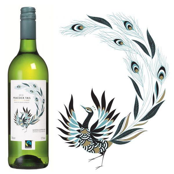 Marks & Spencer Peacock Wine