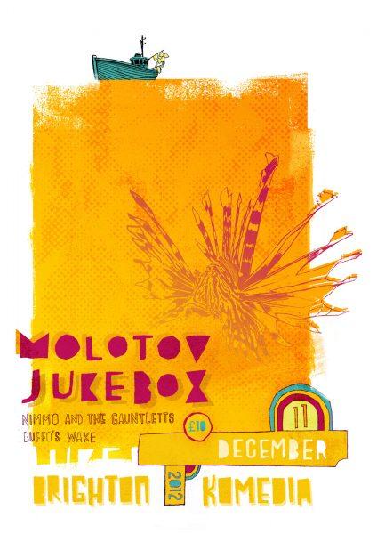 Molotov Jukebox poster
