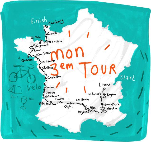 Mon 3em Tour
