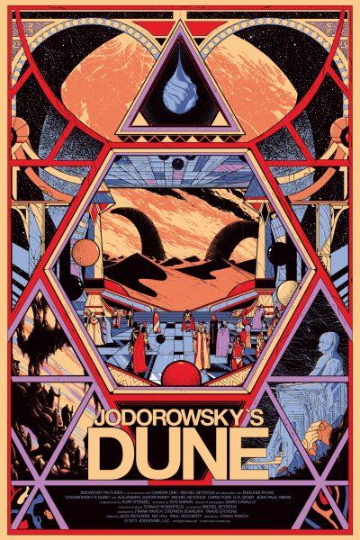Mondo Jodorowsky's Dune