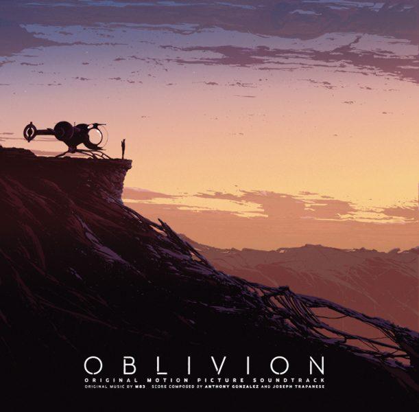 Mondo Oblivion Vinyl Soundtrack