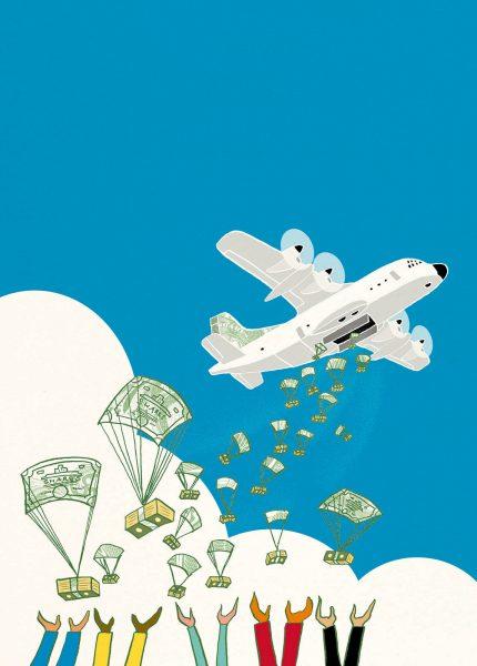 Money Plane by Satoshi Kambayashi