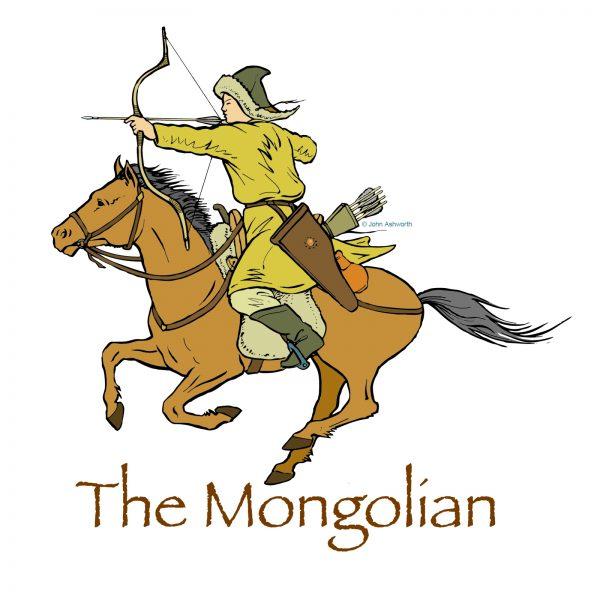 John Ashworth Mongolian Archer