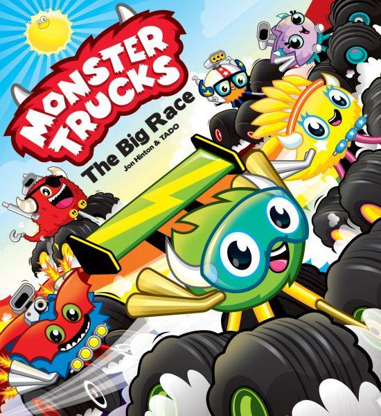 Monster Trucks The Big Race
