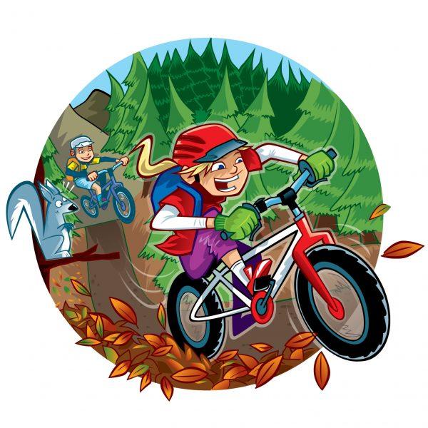 Mountain Bike!