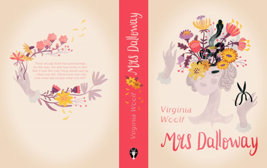 Mrs Dalloway Book Cover