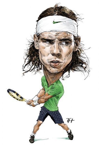 Nadal / Daily Telegraph