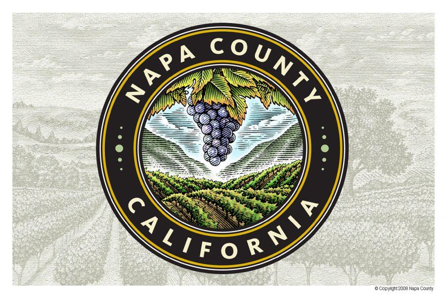 Napa County Logo Identity