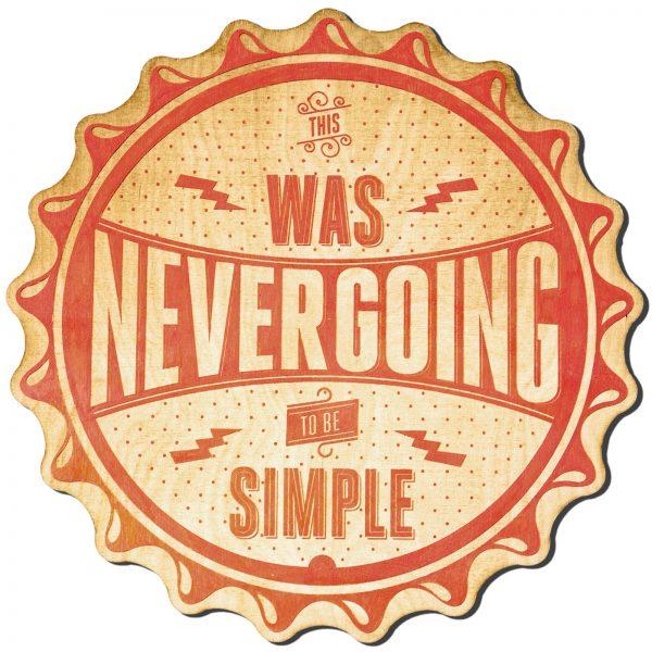 Never Going