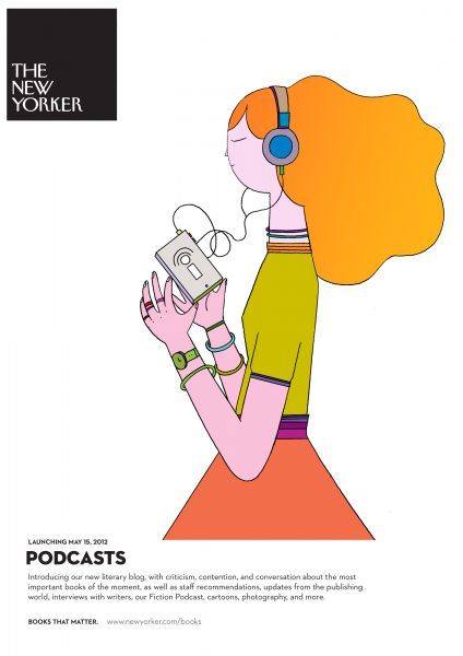 New Yorker Wired for Sound
