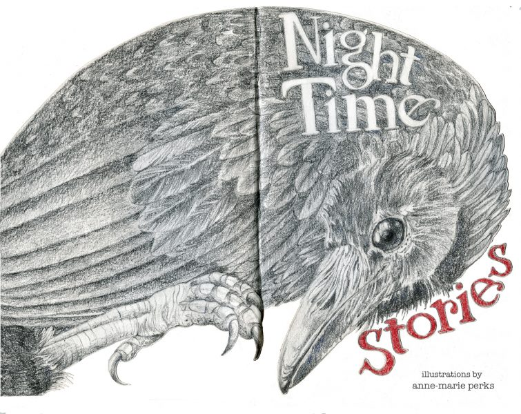 Night time stories cover