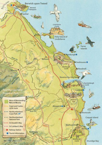 Northumberland Coast ANOB