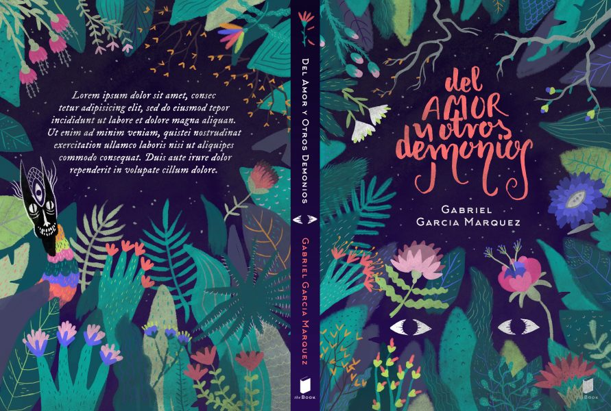 Of Love and Other Demons Book Cover