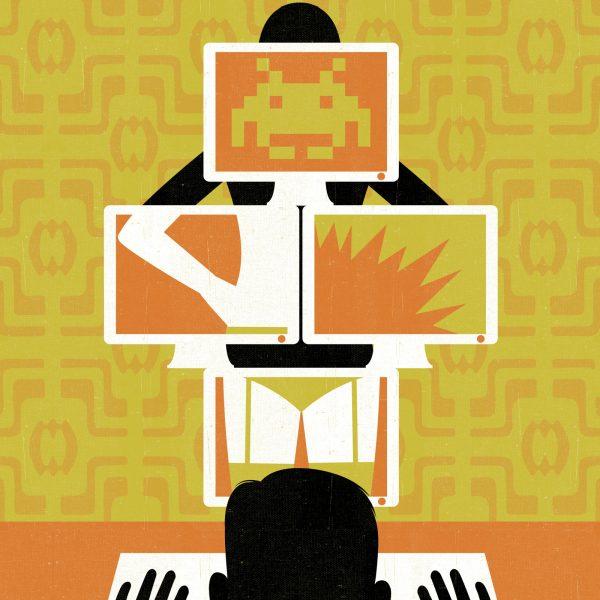 Online Addict Porn Gaming Metro