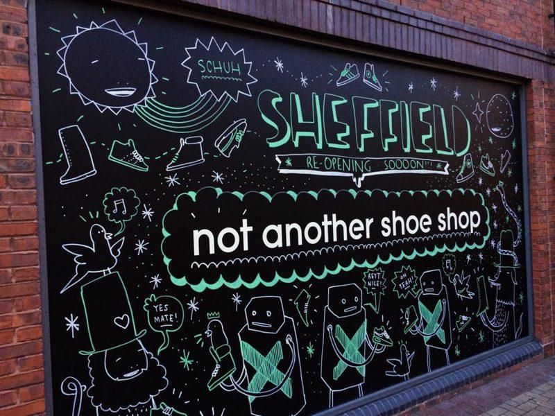 Opening Soon / Shuh Sheffield