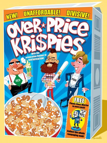 Over-Price Krispies