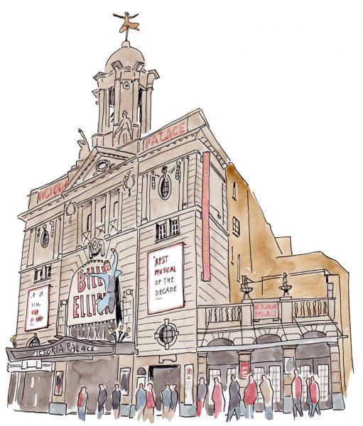 Palace Theatre, London