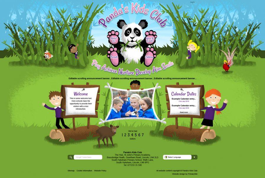 Panda Kids Club