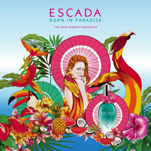 Paradise Escada