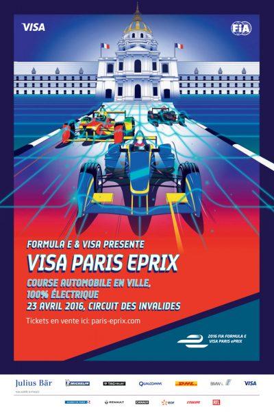 Paris / Formula E
