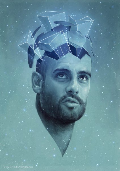 Pep Guardiola - Genius