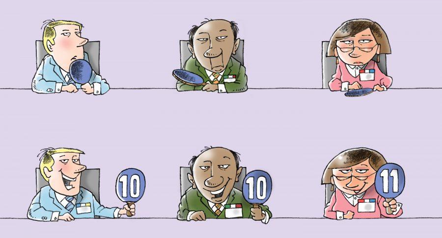 Perfect 10...11