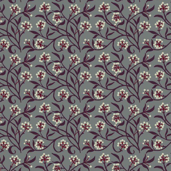Picton Berry - Pattern