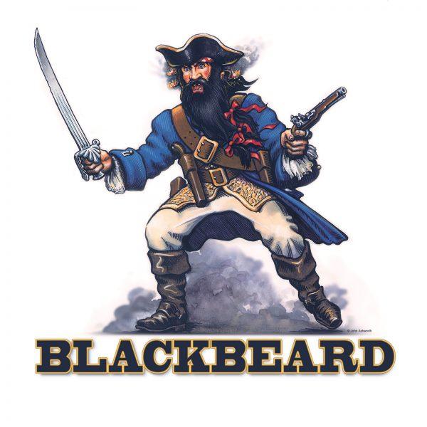 John Ashworth Pirate