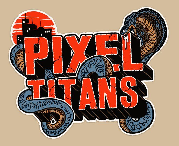Pixel Titans