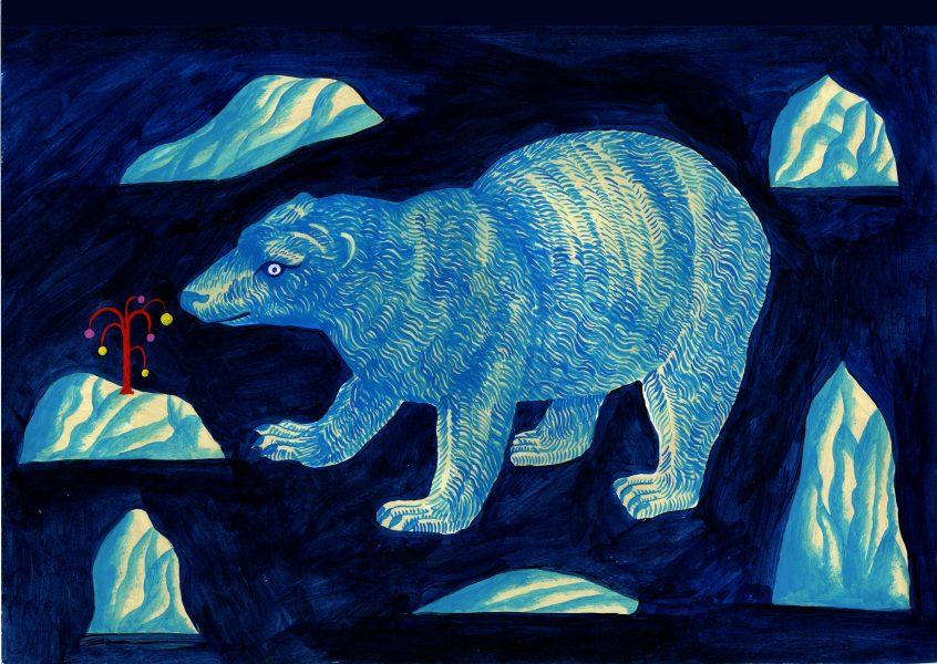Polar Bear Arctic Design