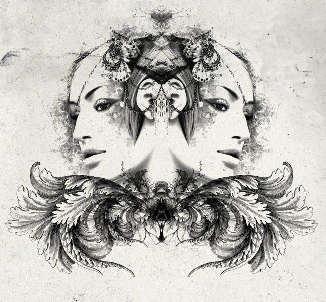 Portrait in Symmetry