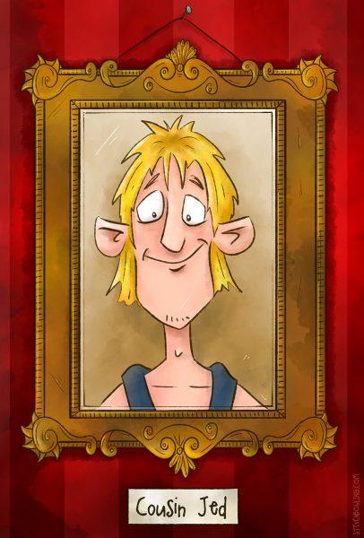 Portrait Jed