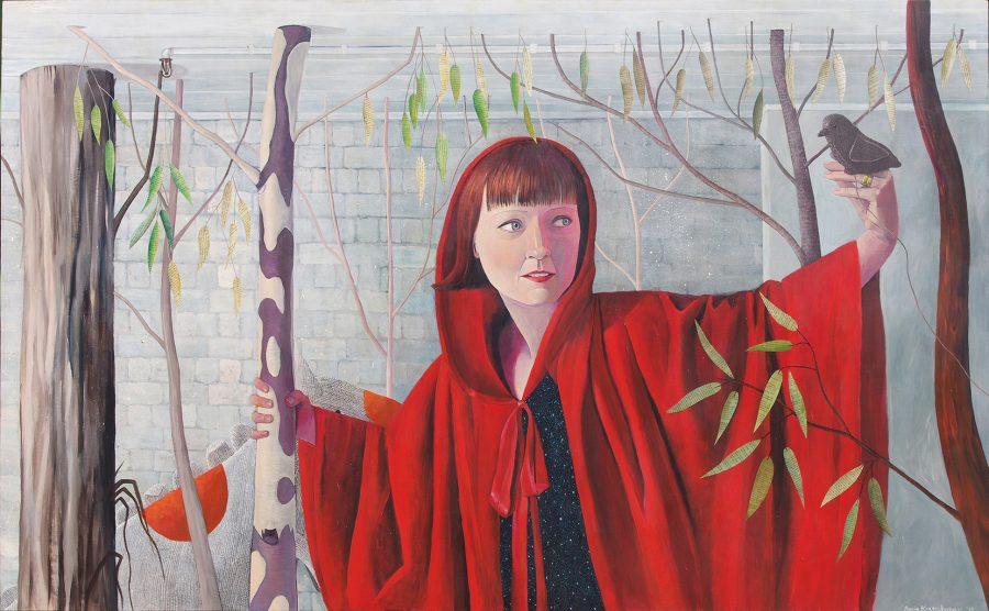 Portrait of Anna Walker