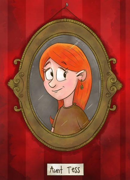 Portrait Tess