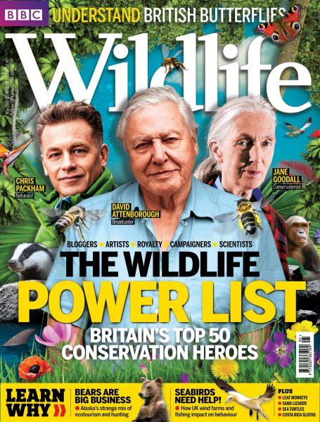 Powerlist / Wildlife Magazine