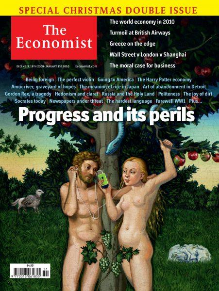 Progress And Its Perils / The Economist