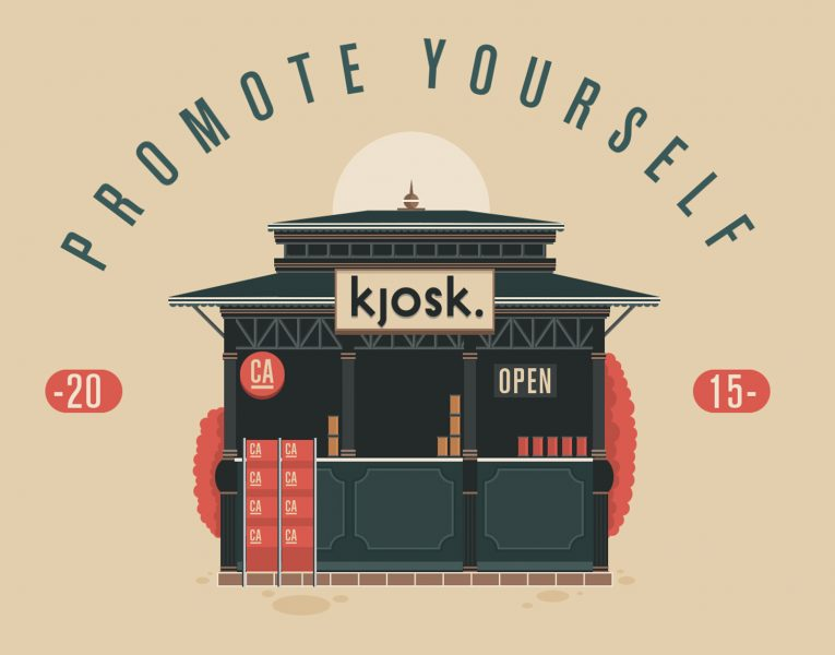 Promote Yourself - Kjosk