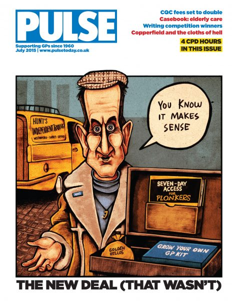 Pulse Magazine: Jeremy Hunt