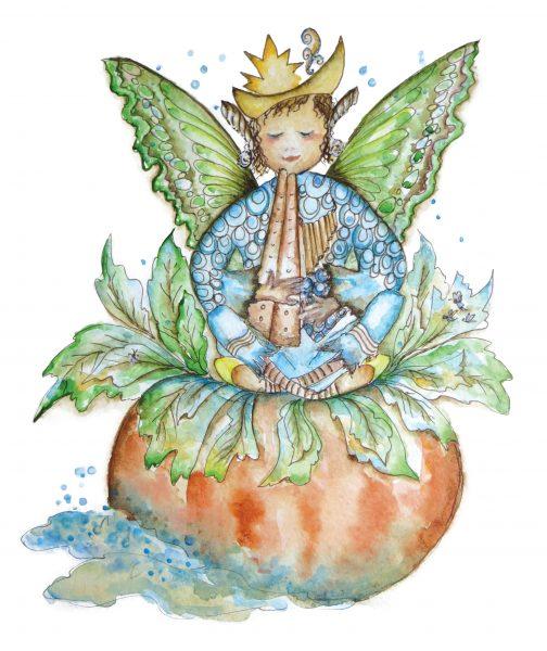 Pumpkin Watersprite