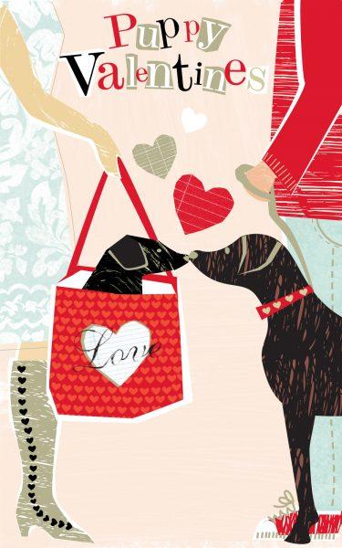 Puppy Valentines
