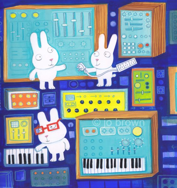 Rabbit Synths