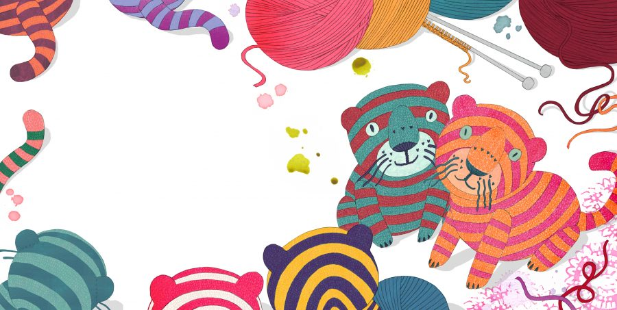 Rainjit's Rainbow Tigers 1 for Springboard Stories