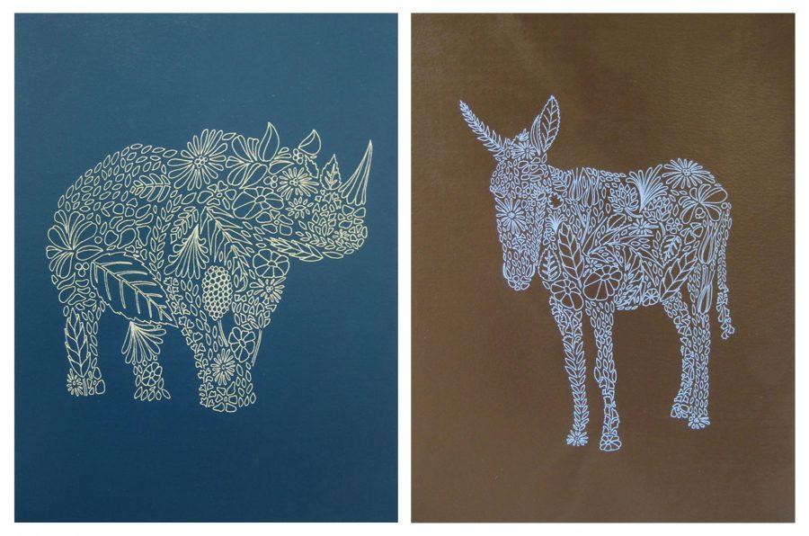 Rhino & Donkey