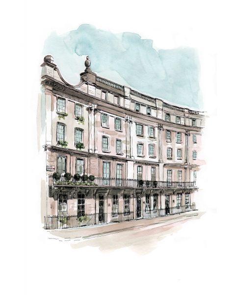 Rhodium Property Management Illustrations