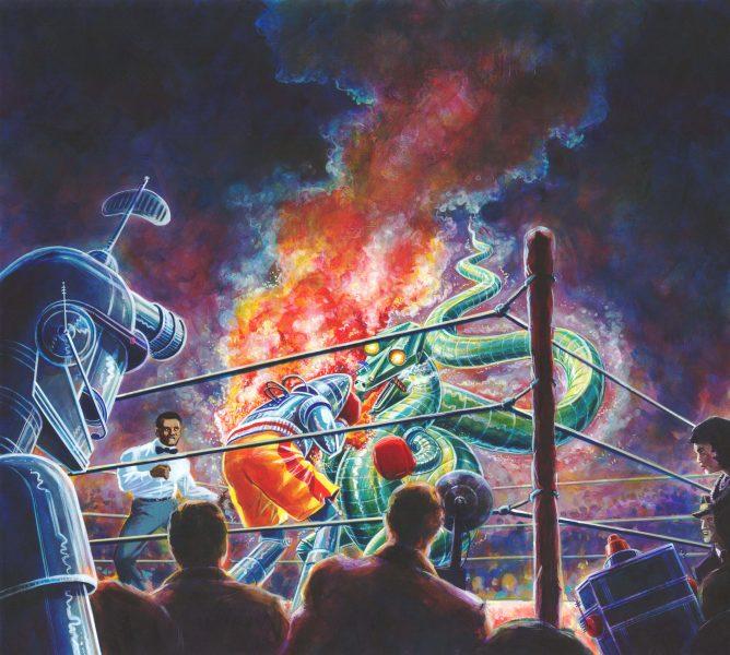 Ro-Boxing