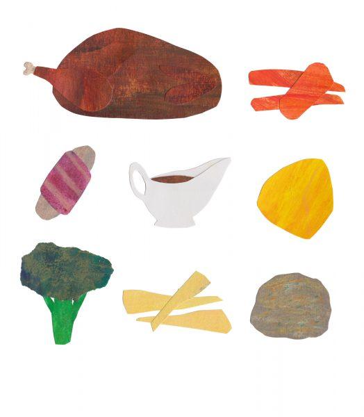 Roast Dinner Pattern