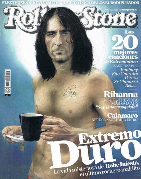 Robo Iniesta / Rolling Stone